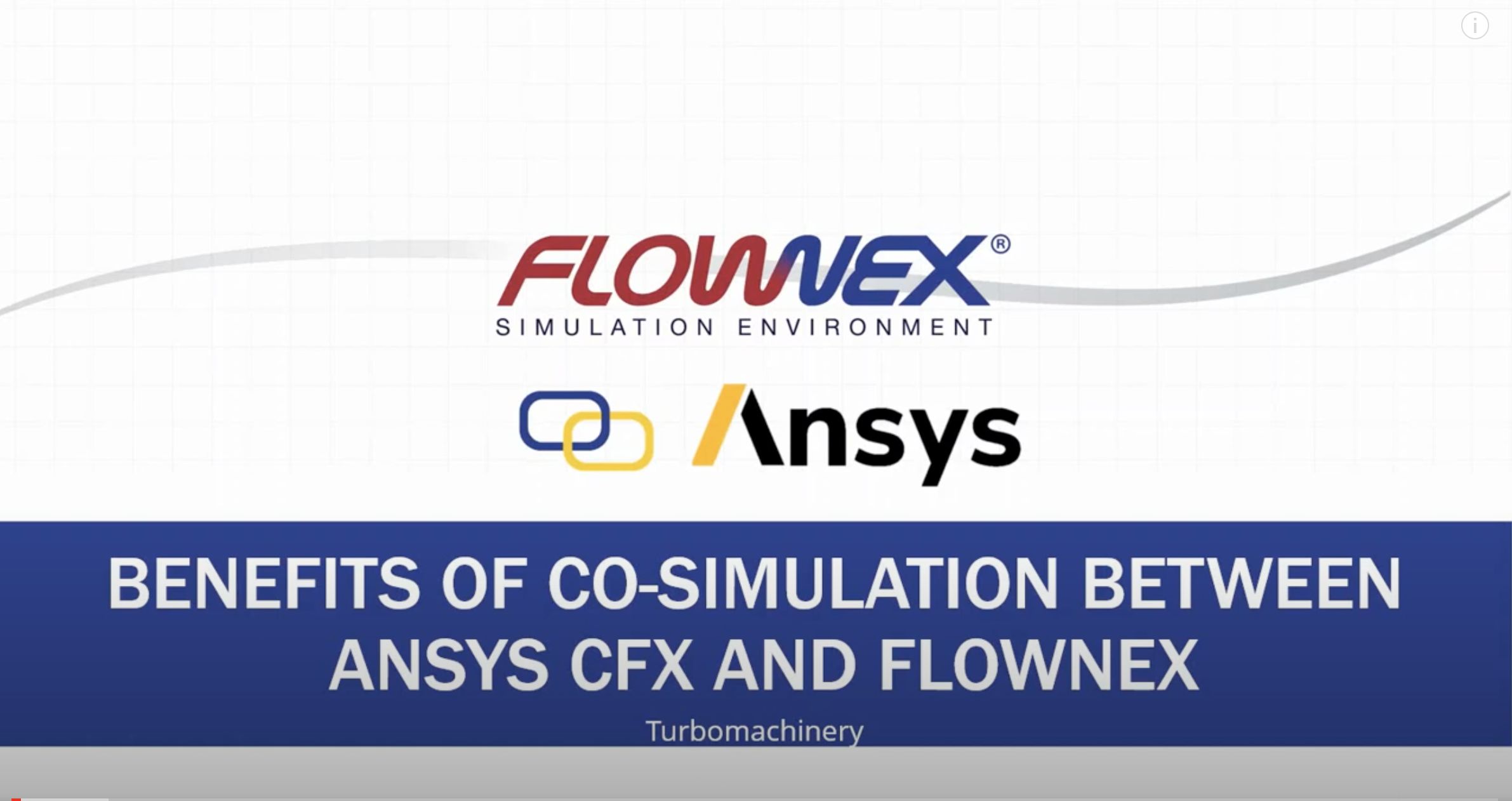 BENEFITS OF CO-SIMULATION BETWEEN ANSYS CFX AND FLOWNEX